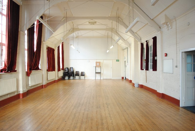Hall hire Southamptom